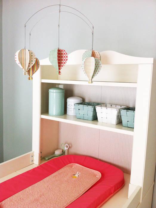 Nursery/kid's room by Judith Wolff Architecte d'intérieur