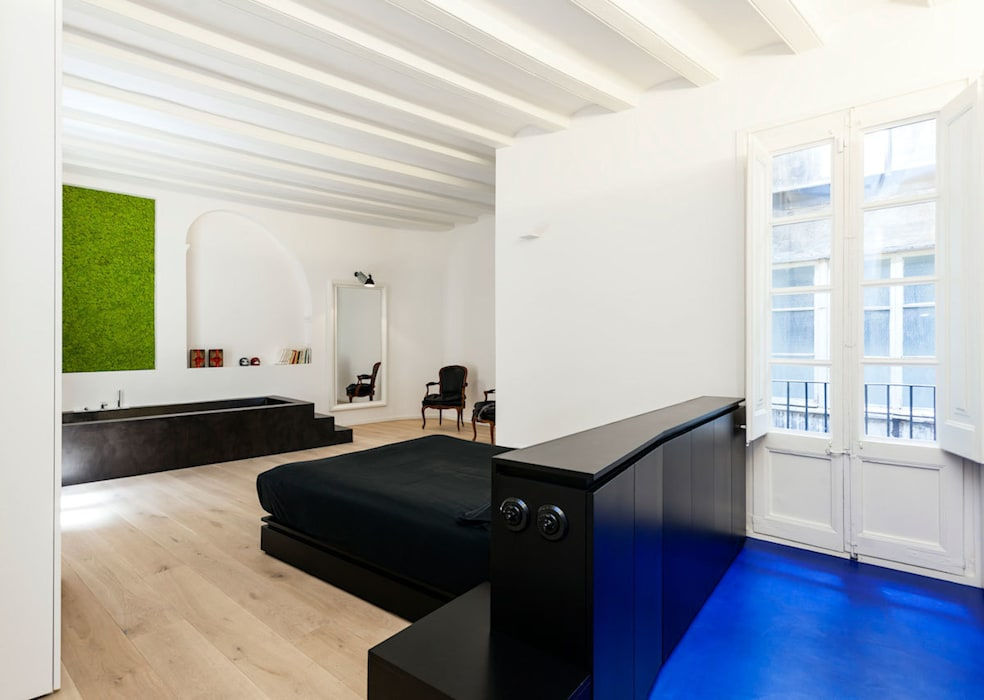 Modern houses by ACABADOMATE Modern