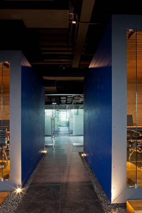 Oficinas Rodríguez-Cacho Habitaciones de Boutique de Arquitectura (Sonotectura + Refaccionaria)