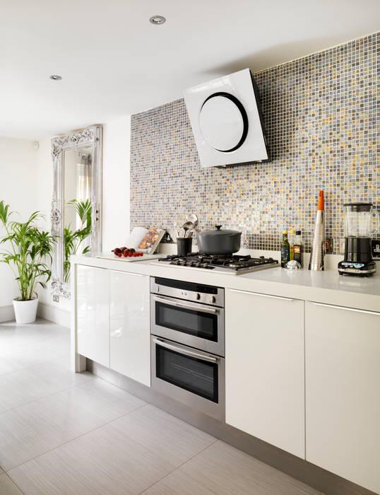 Camberwell Victorian House Cocinas de estilo moderno de My Bespoke Room Ltd Moderno