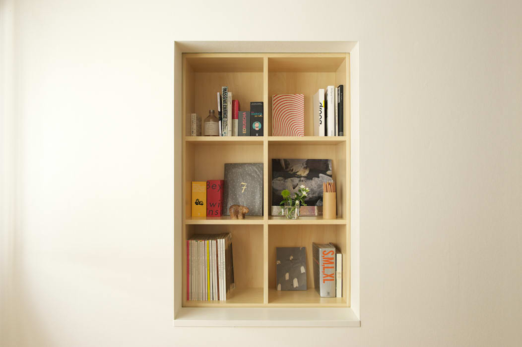 SWITCH apartment YUKO SHIBATA ARCHITECTS Study/office