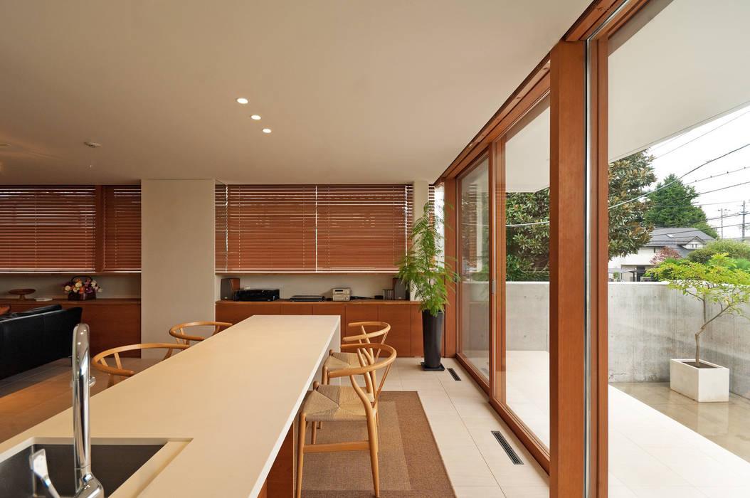 DK&TERRACE: スタジオ・アーキファームが手掛けた家です。