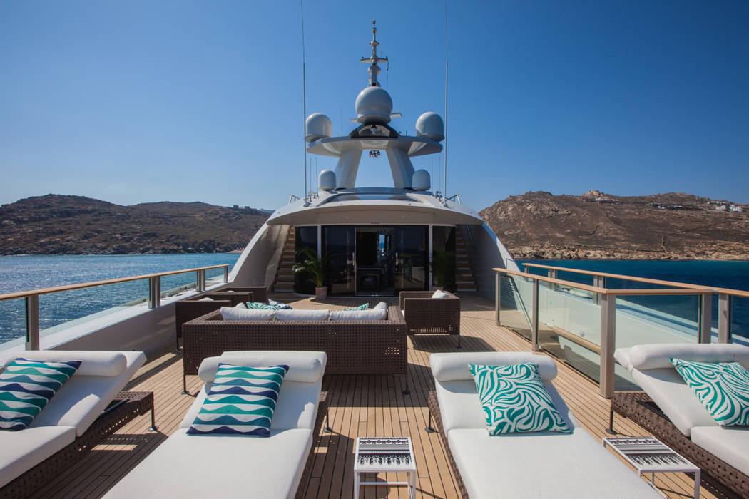 M/Y Saramour par CRN SPA - YACHT YOUR WAY- Méditerranéen