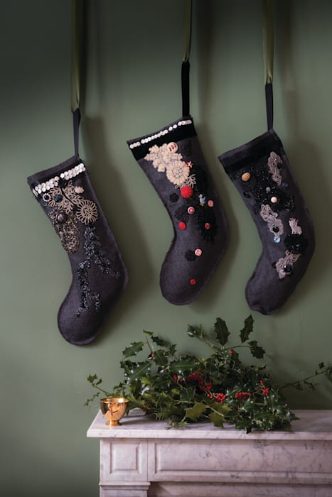 Christmas '14 Farrow & Ball SoggiornoCamini & Accessori