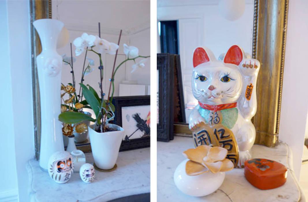 """Chambre """"esprit japonais"""" Madame Prune Chambre asiatique"""