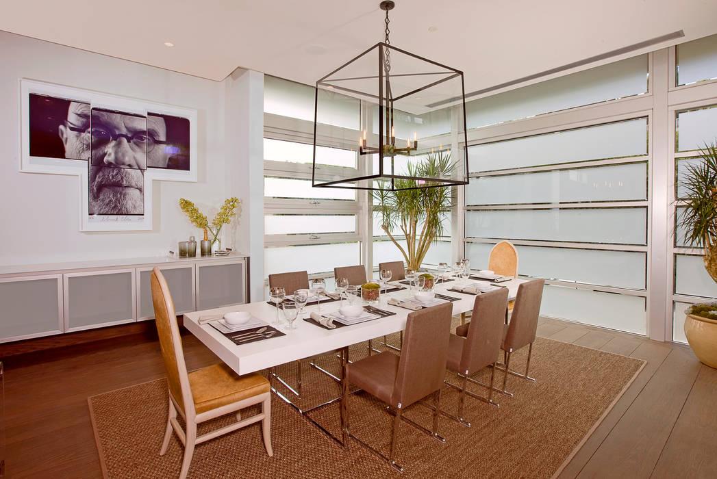Casas de estilo  por McClean Design