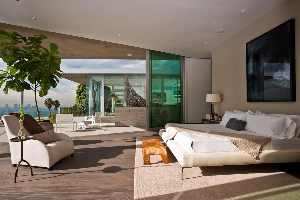 Blue Jay Way Modern houses by McClean Design Modern