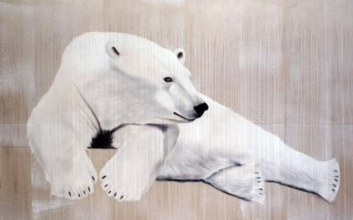 Editions limitées: Art de style  par Thierry Bisch - Peintre animalier  - Animal Painter,