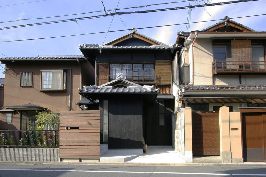 外観 日本家屋・アジアの家 の 一級建築士事務所expo 和風