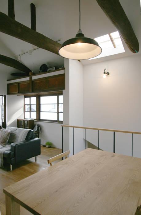 ダイニング 日本家屋・アジアの家 の 一級建築士事務所expo 和風
