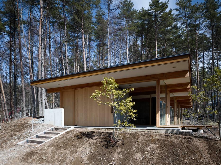 Modern houses by すわ製作所 Modern