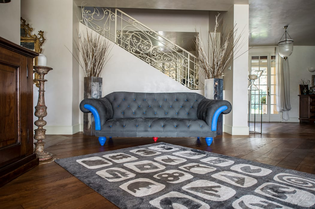 eclectic  by Romeo Orsi, Eclectic