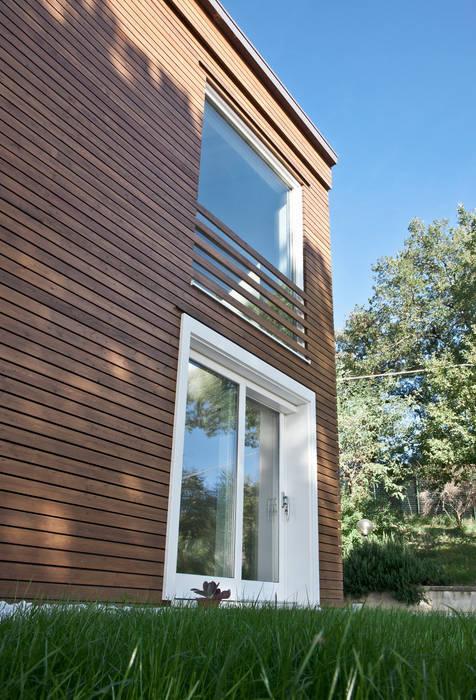 casa b+m Case in stile minimalista di Filippo Martini Architetto Minimalista