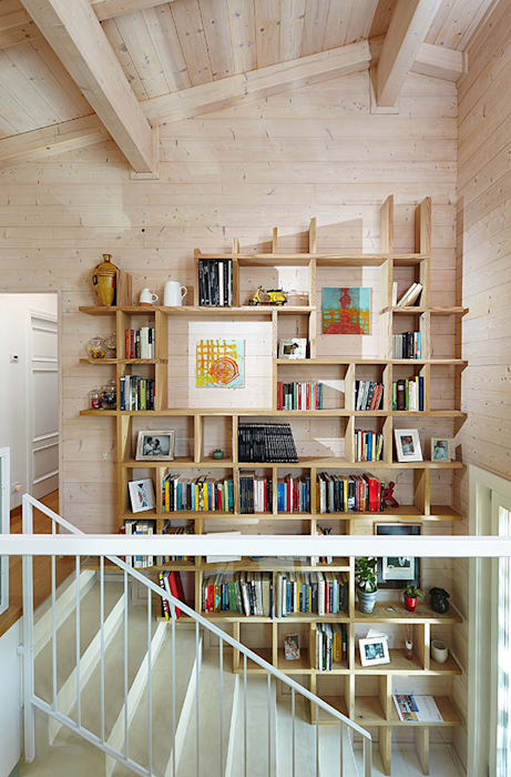 Casas minimalistas por Filippo Martini Architetto Minimalista