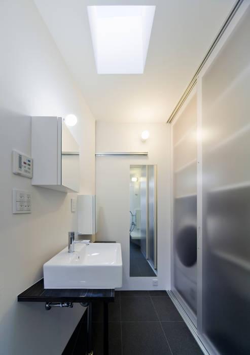 TI.House VuA(ブイユーエー) ミニマルデザインの リビング