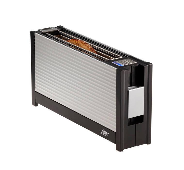 Toaster volcano 3 - Made in Germany ritterwerk GmbH KücheElektronik