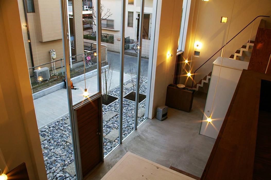 DOMA~春日部市N邸: 株式会社梁建築設計が手掛けた窓です。