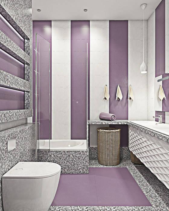 Scandinavian style bathroom by Pure Design Scandinavian