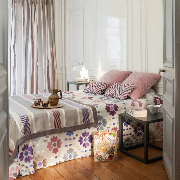 Dormitorios de estilo  por Soleil Bleu- Edition Wellmann GmbH