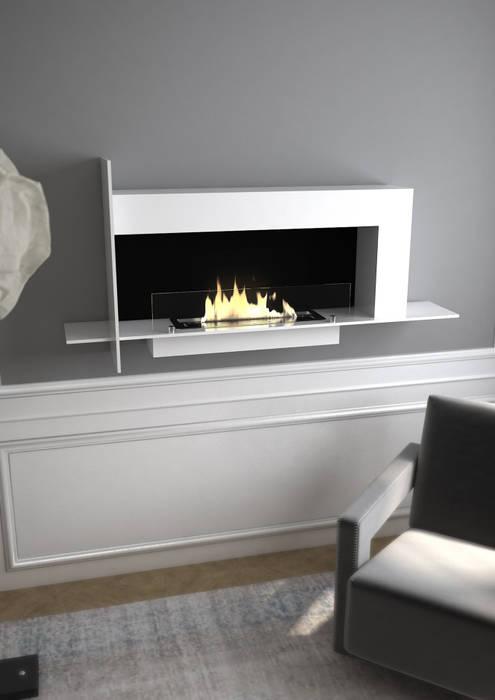 Living room تنفيذ MaisonFire