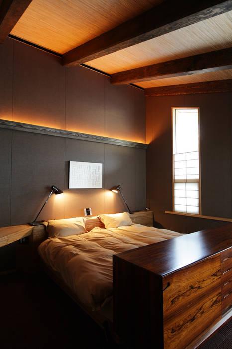 Dormitorios de estilo ecléctico de Schri Kakinuma Ecléctico