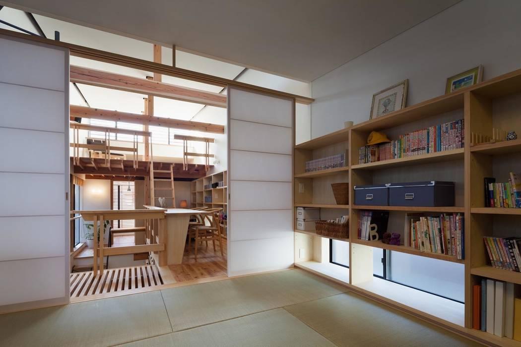KINOKO Rooms by 瀬野和広+設計アトリエ