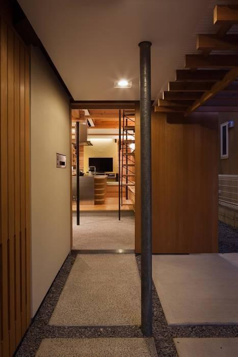 KINOKO Interior design by 瀬野和広+設計アトリエ
