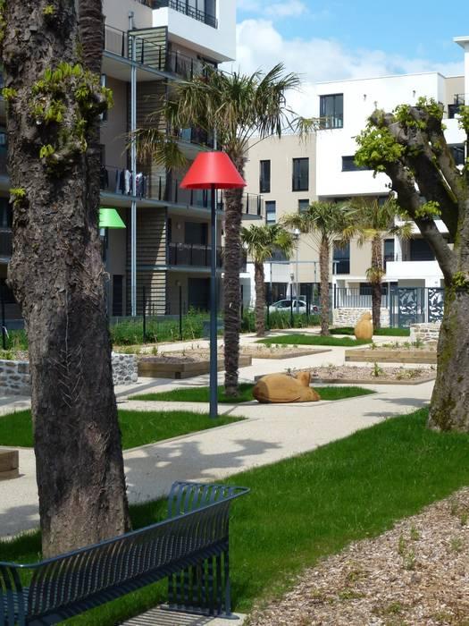 Jardin Jean Giono par A3PAYSAGE Éclectique