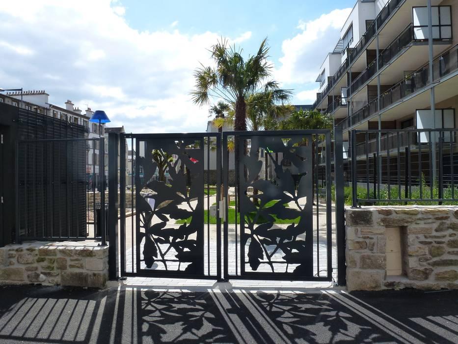 Jardin Jean Giono :  de style  par A3PAYSAGE