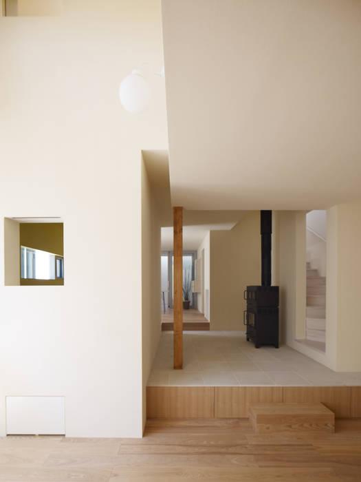 house I โดย Office Hiyoshizaka Co.,LTD / 日吉坂事務所