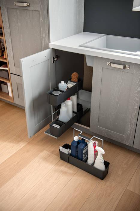 Schmidt Küchen ห้องครัวตู้เก็บของและชั้นวางของ