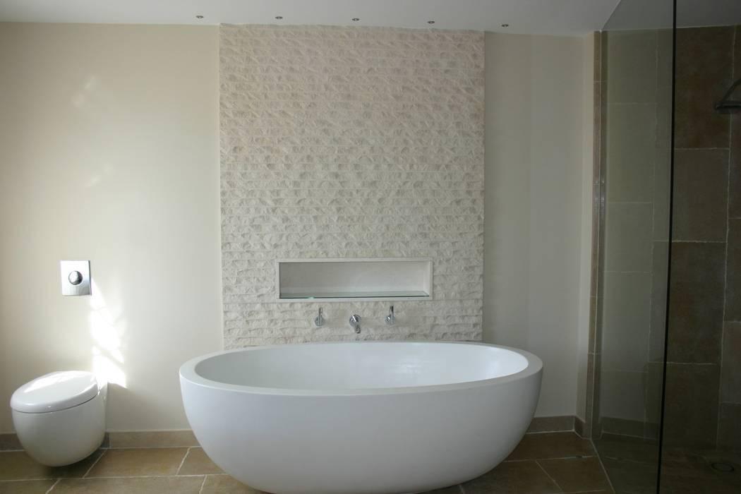 Luxury Bath France ห้องน้ำ โดย Rachel Angel Design