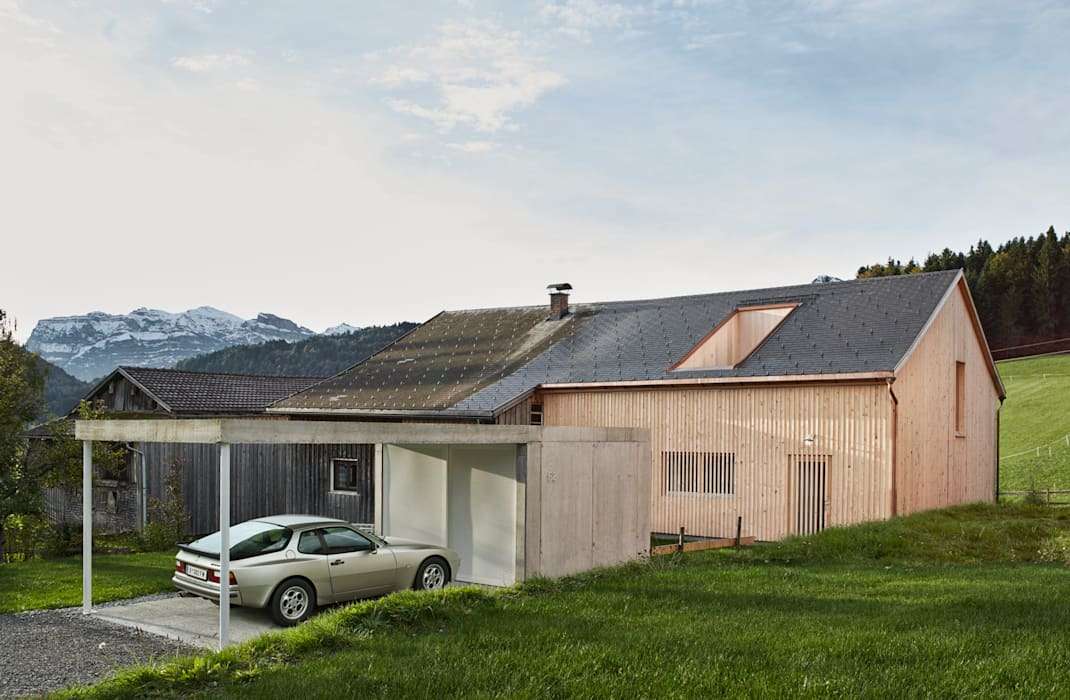 Houses by Innauer-Matt Architekten ZT GmbH