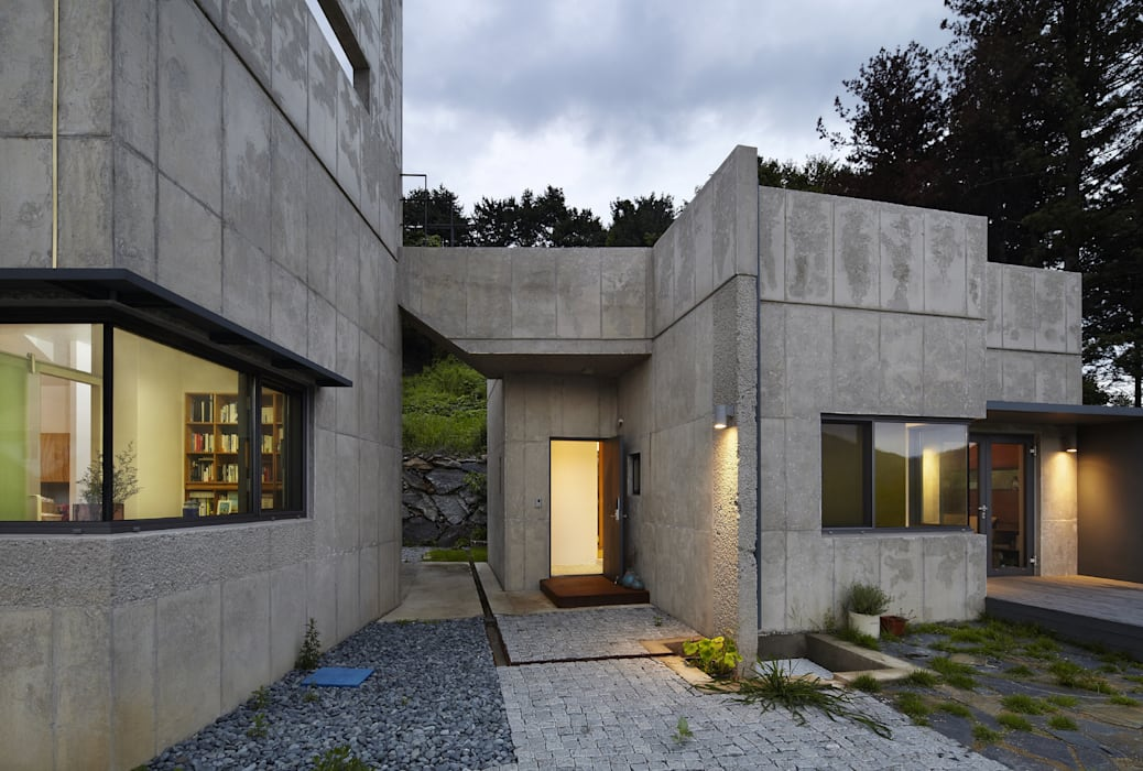 House of Respect and Happiness Houses by studio_GAON