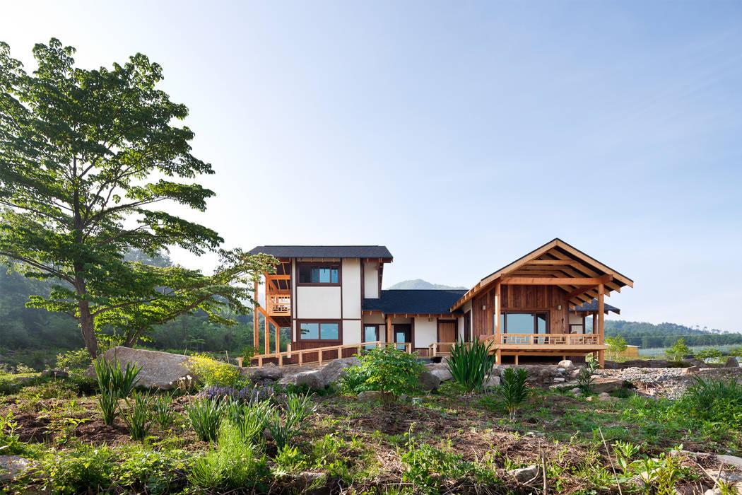 House in Geochang Maisons par studio_GAON