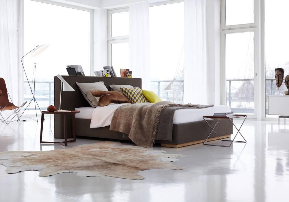 Grand Luxe by Superba Space: modern  von HOME Schlafen & Wohnen GmbH,Modern