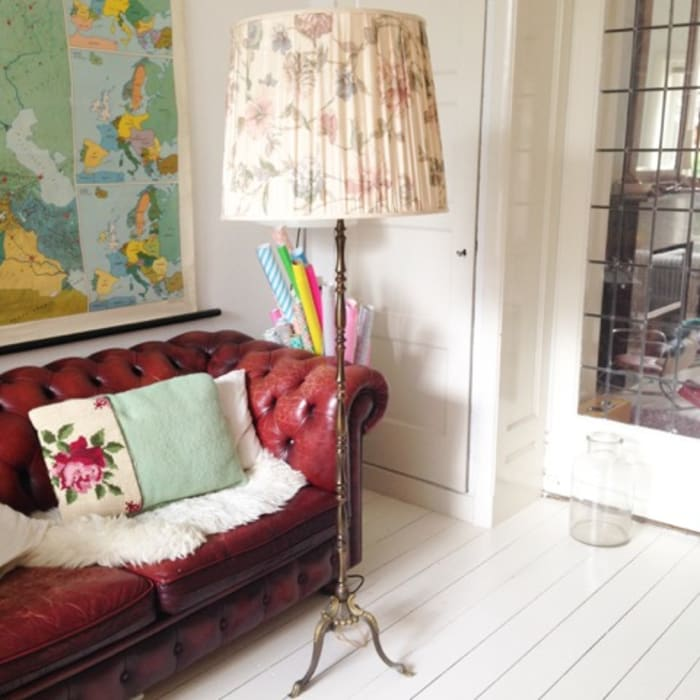 Voorbeelden Rustieke woonkamers van Retroloekie Rustiek & Brocante