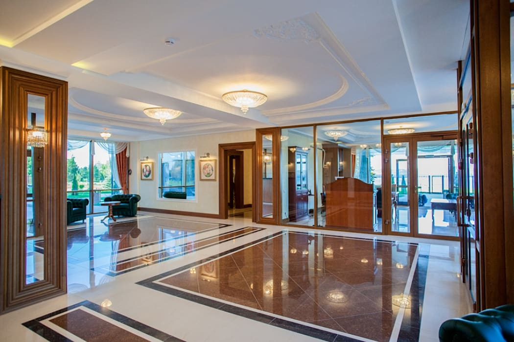 Office buildings by Center of interior design, Classic