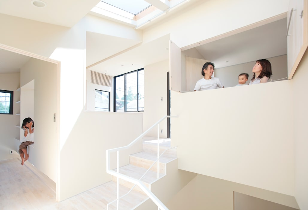 Casas modernas de Marmo Architects Moderno