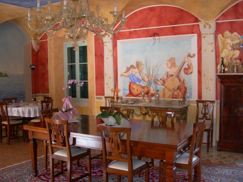 dining room: Sala da pranzo in stile in stile Minimalista di calmaggiore studio associato