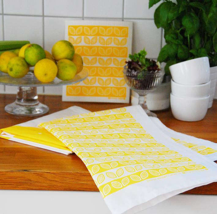 Tea towels Oleh Jangneus