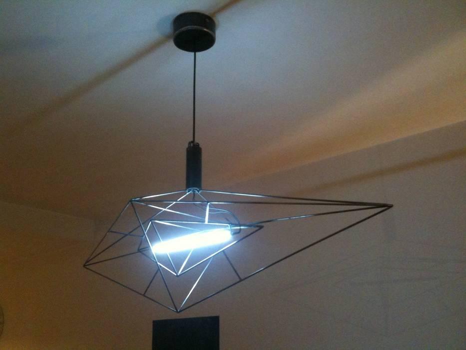 Suspension luminaire par Thomas Bruyns Moderne