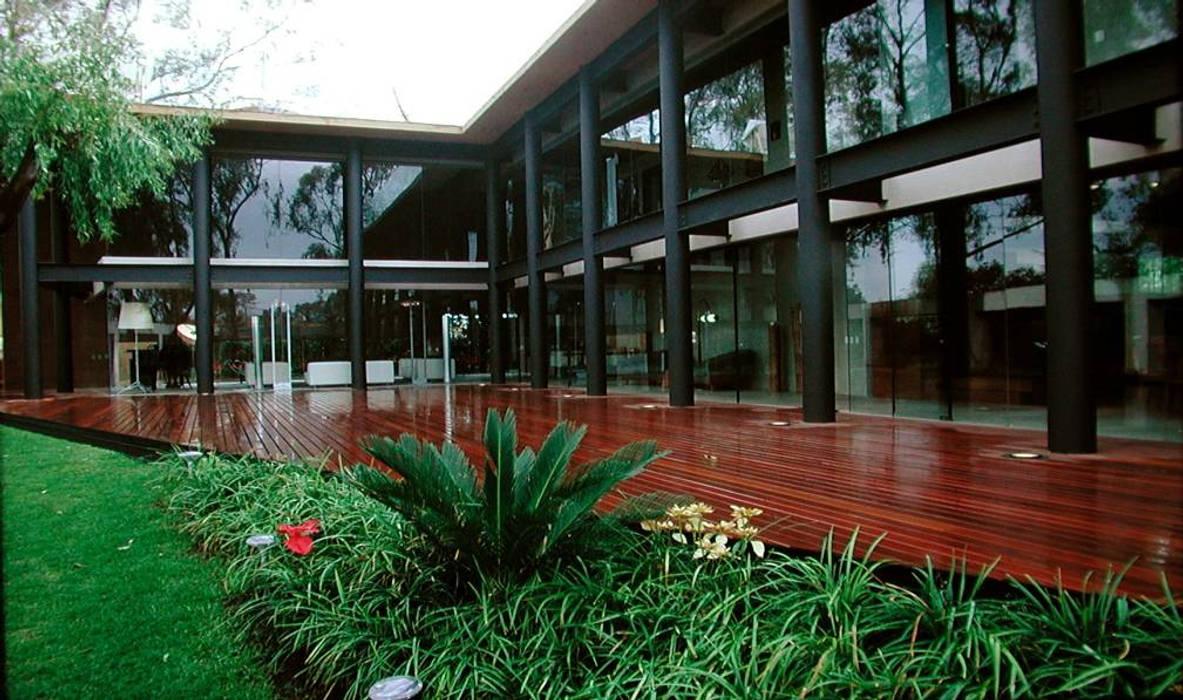 by Serrano Monjaraz Arquitectos