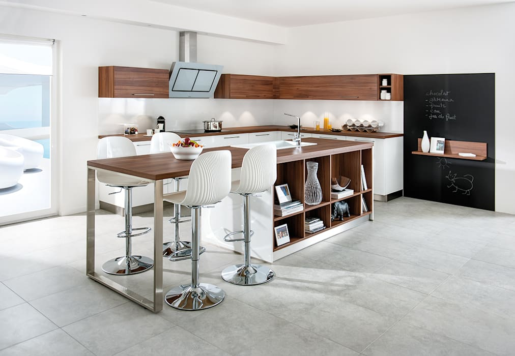 Cocinas de estilo moderno de Schmidt Küchen Moderno