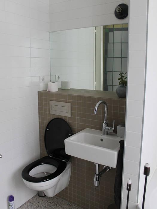 interieur woonhuis Moderne badkamers van No Label Modern
