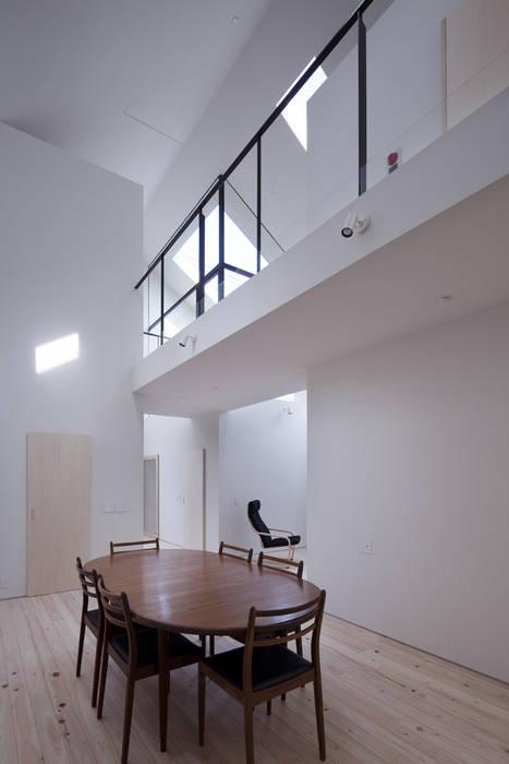 1階 ミニマルな病院 の 川添純一郎建築設計事務所 ミニマル