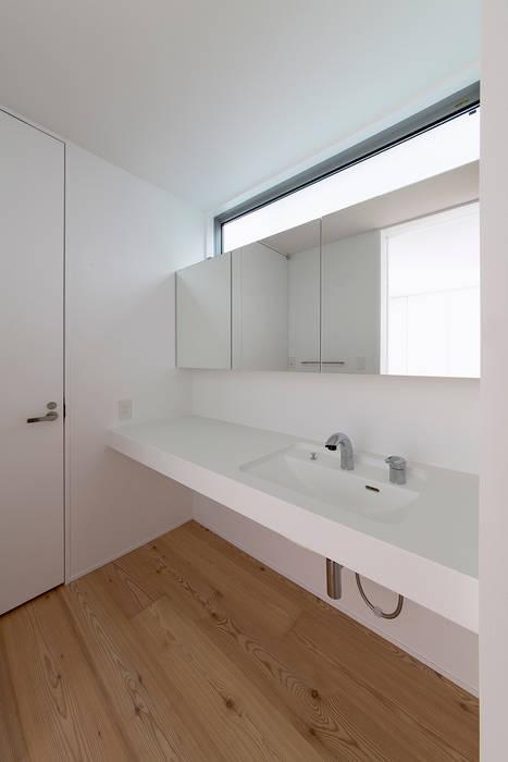 都市型アウトドアハウス オリジナルスタイルの お風呂 の ラブデザインホームズ/LOVE DESIGN HOMES オリジナル