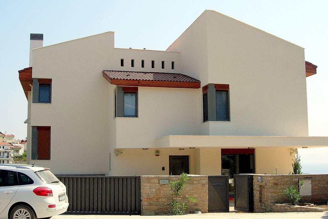 Casas estilo moderno: ideas, arquitectura e imágenes de Etüd Mimarlık Müşavirlik İnş. San. Tic. Ltd. Şti. Moderno