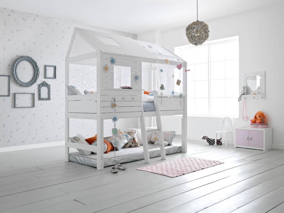 Silversparkle Children's High Hut Bed Cuckooland Nursery/kid's roomBeds & cribs