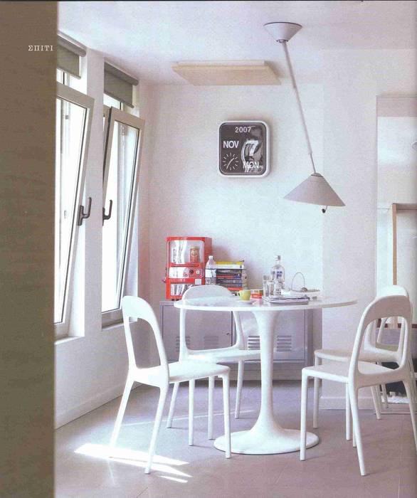 Le coin salle à manger:  de style  par Noémie Vernet
